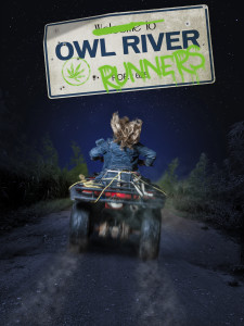 The poster for Owl River Runners
